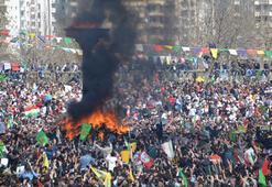 HDPnin nevruz kutlamaları sonrası gerginlik