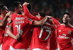 Benfica - Braga: 6-2