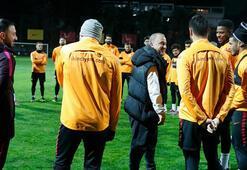 Galatasaray ikinci yarı hazırlıklarına başladı