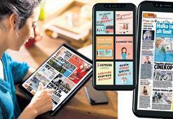 Milliyet'ten yeni yayıncılık hamlesi Yarının haberleri Express ile 'cep'te