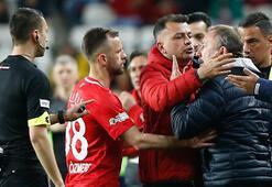 Sergen Yalçına 2 maç ceza