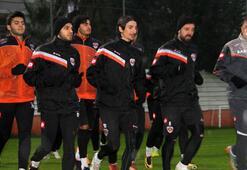 Adanasporda hazırlıklar başladı