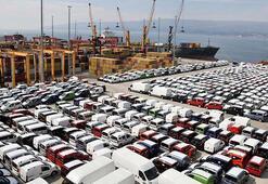 Otomotiv ihracatını 5 il sırtladı