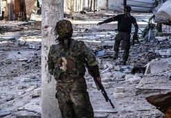 Deyrizor'da YPG/PKK ile DAEŞ'liler çatıştı