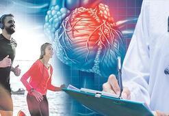 Kalp krizine karşı sıkı kontrol şart