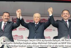 MHP lideri Bahçeliden Millet İttifakı çıkışı: Kaos peşinde koşuyorlar