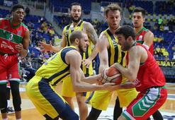 Fenerbahçe - Pınar Karşıyaka: 80-72