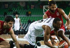 Darüşşafaka Tekfen - Galatasaray: 79-84