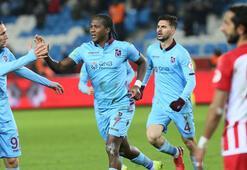 Trabzonsporda hedef çeyrek final