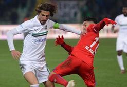 Denizlispor - Altınordu: 1-0