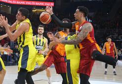 Galatasaray - Fenerbahçe Beko: 84-74
