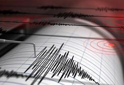 Türkiyenin o ilinde korkutan deprem