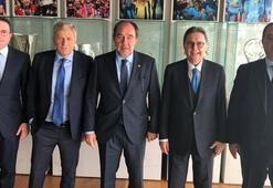 TFF Başkanı Yıldırım Demirören: UEFA yaptığımız çalışmayı destekliyor