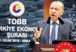 Cumhurbaşkanı Erdoğan'dan operasyon mesajı: Sözler tutulmazsa adımımızı atarız