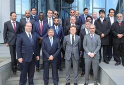 Katar Emniyet Teşkilatından TFFye ziyaret