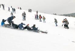 Dört bir yanda kar esareti
