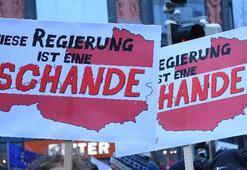 Avusturyadaki skandal önergeye tepki geldi
