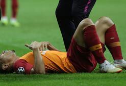 Galatasarayda gündem sakatlık