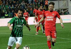 Denizlispor-Ümraniyespor: 0-0