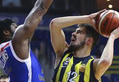Fenerbahçe Beko: 107 - Arel Üniversitesi Büyükçekmece Basketbol: 70