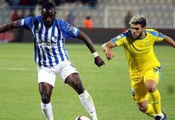 BB Erzurumspor - MKE Ankaragücü: 0-1