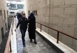 Son dakika: Bursada yakalanan kadın terörist İnterpole teslim edildi