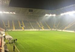 Ankara'ya Eryaman müjdesi Bu stadyum tamamlandı
