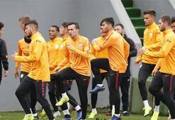 Galatasaray, Ankaraya genç isimlerle gidiyor