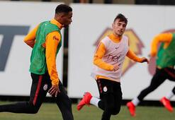 Galatasarayda Alanyaspor maçı hazırlıkları