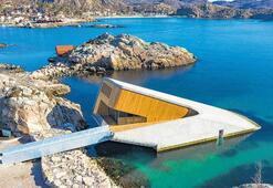 Avrupa'nın ilk su altı restoranı