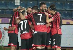 Gençlerbirliği Süper Lige koşuyor