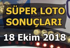 Süper Loto sonuçları belli oldu 18 Ekim Süper Lotoda kazanan oldu mu