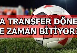 Ara transfer dönemi ne zaman bitiyor Hangi takım, kimleri kadrosuna kattı