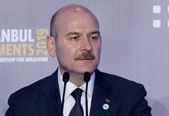 Süleyman Soyludan göç açıklaması