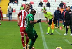 DG Sivasspor - Ç.Rizespor: 1-1
