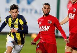 Fenerbahçe - AZ Alkmaar: 3-2