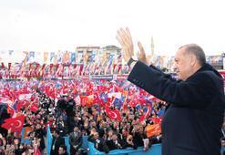 Erdoğandan kentsel dönüşüm mesajı: Sabredecek halimiz kalmadı