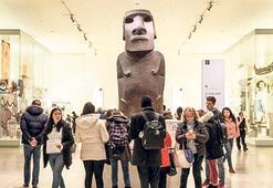 İngiliz müzelerine eser iadesi talebi