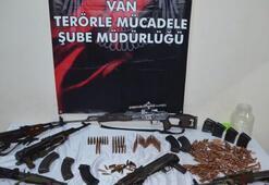 Van merkezli 6 ilde terör operasyonu: 42 gözaltı