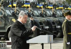 Poroşenko imzayı attı Liste genişledi...