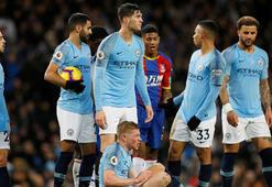 Manchester City - Crystal Palace: 2-3