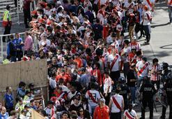 Copa Libertadores Kupa Finali öncesinde istenmeyen olaylar