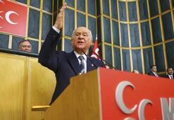 MHP lideri Devlet Bahçeliden Fıratın doğusuyla ilgili açıklama