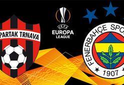 Spartak Trnava-Fenerbahçe maçı muhtemel 11leri Maç saat kaçta hangi kanalda