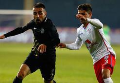 Osmanlıspor - Altınordu: 0-1