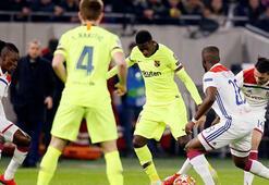 Lyon - Barcelona: 0-0