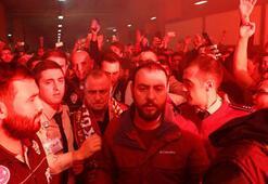 Galatasaraya taraftar morali