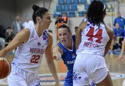 Mersin Büyükşehir Belediyespor - WBC Enisey: 90-77