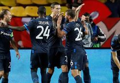 Monaco - Club Brugge: 0-4