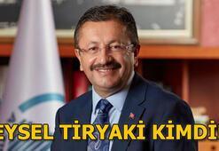 Veysel Tiryaki kimdir AK Parti Yenimahalle Belediye Başkan Adayı